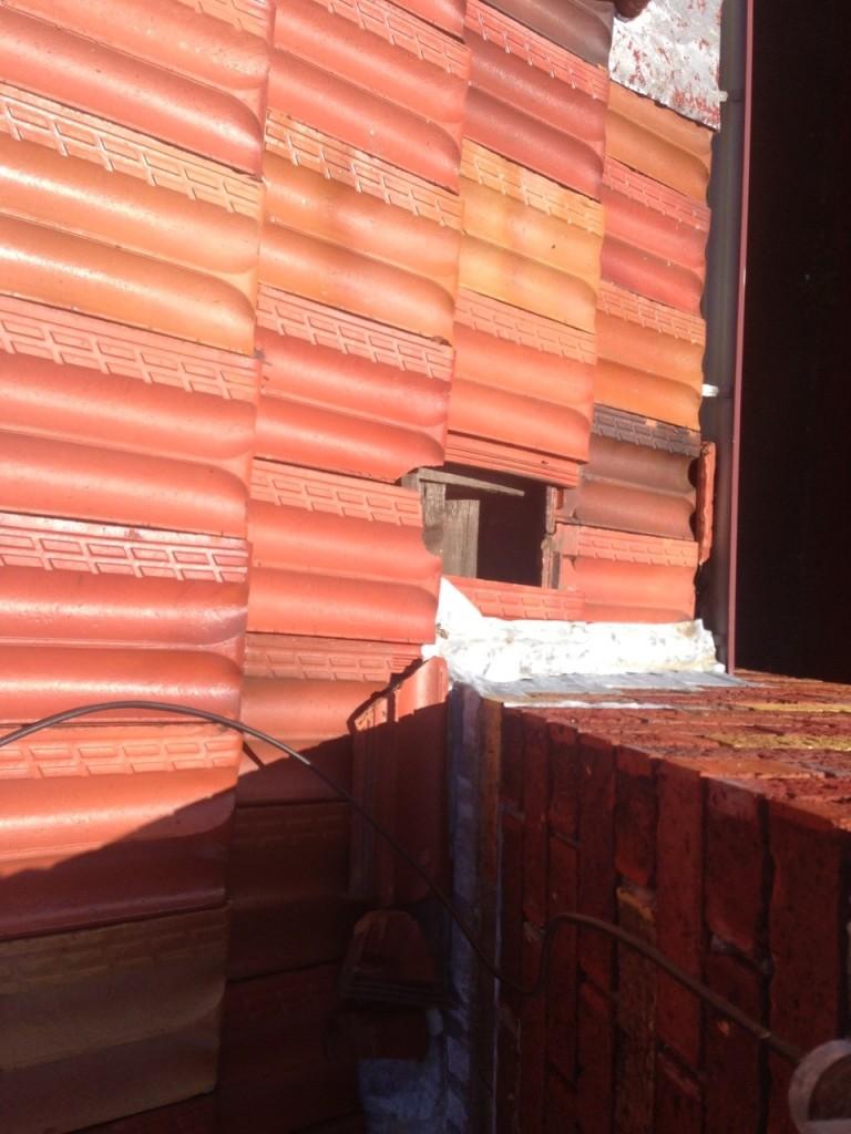 Possum Busters Roof Plumbing Repairs